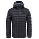 The North Face Thermoball Hoodie Giacca Uomo grigio